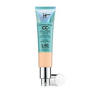 🆕️IT Cosmetics, CC, Matte, Light
